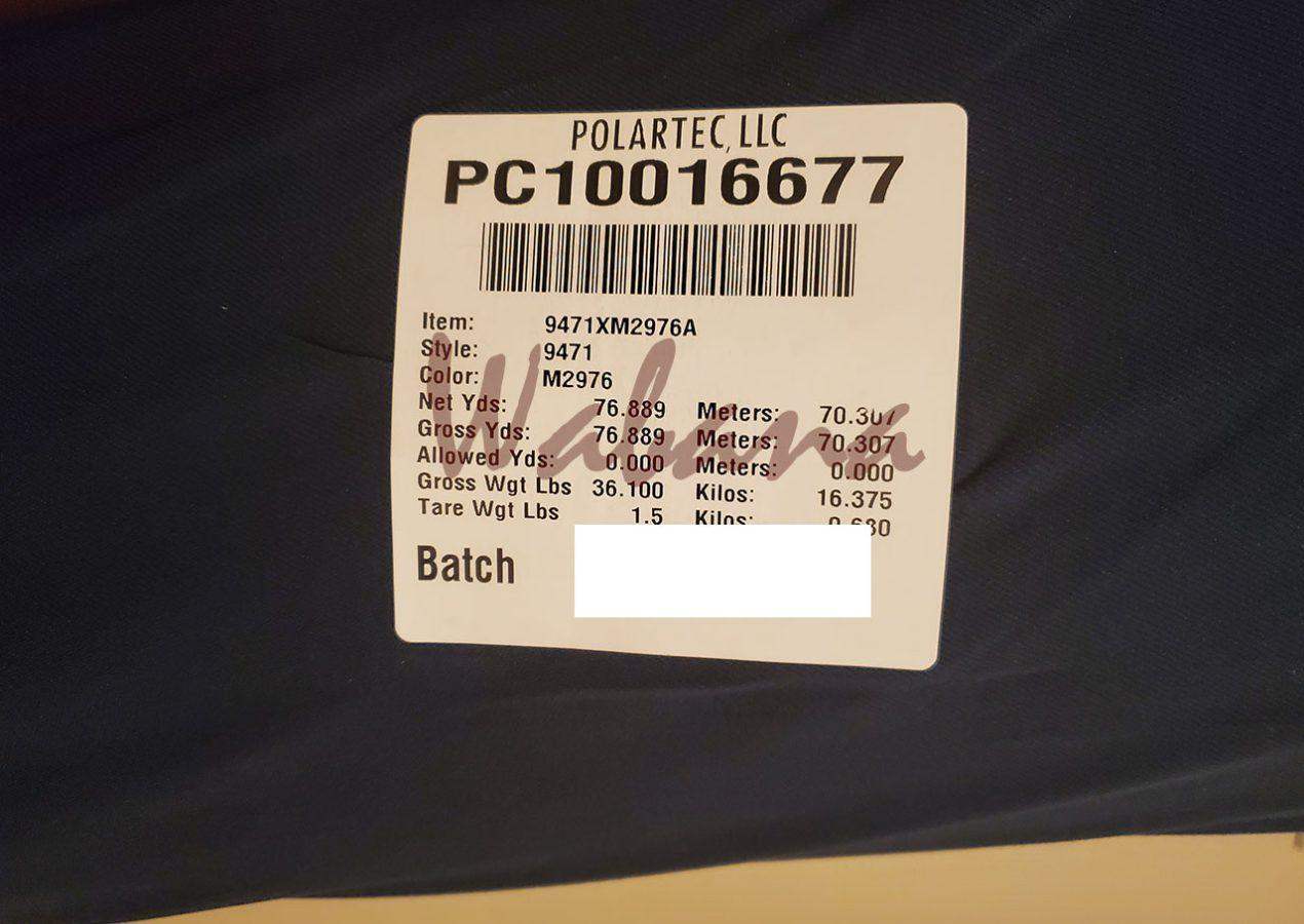 Polartec® PowerStretch Fabric – 9471