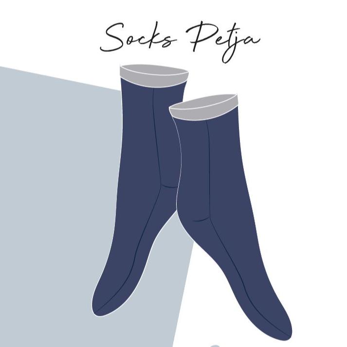 Socks pattern review